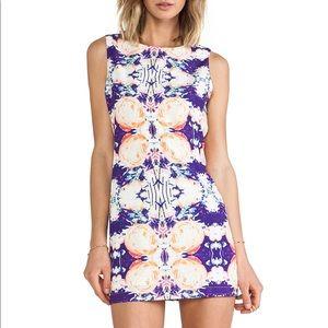 naven Twiggy Dress in Garden Kaleidoscope
